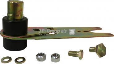 Hinterachsstrebe, links/rechts, einstellbar mit Exzenter-Schrauben